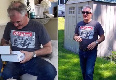 Colorblind Dad Is In Awe Of How The World Looks With His New Glasses (Video)