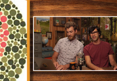 Good Mythical Morning: Are You Color Blind?