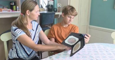 Roanoke mom helps bring colorblind testing to local schools