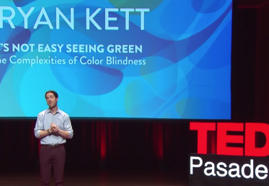 Colorblind TED Speaker